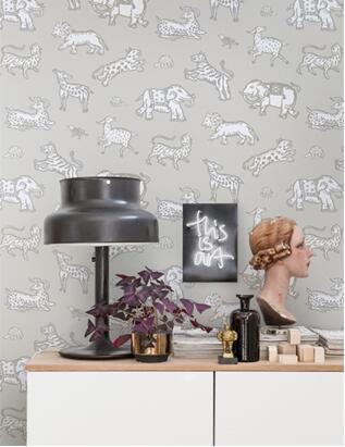 壁纸布艺,如何让房间颜值爆表?